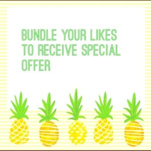 BUNDLE FOR AN OFFER!!